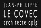 Logo JH Le Covec Architecte