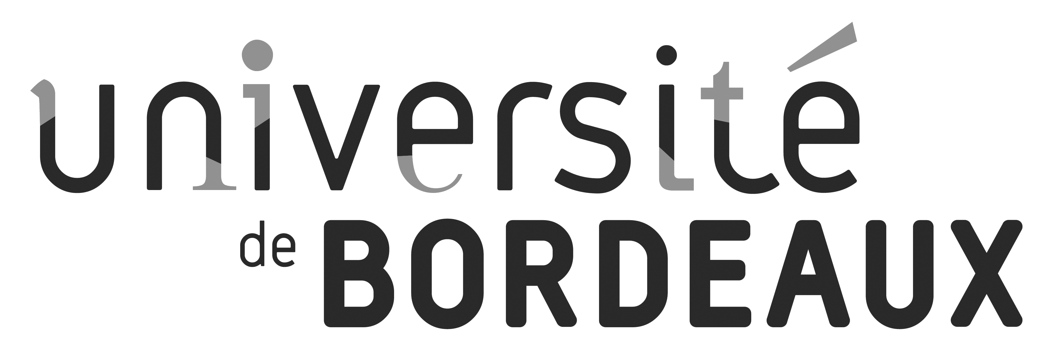 Logo Universit Bordeaux nb